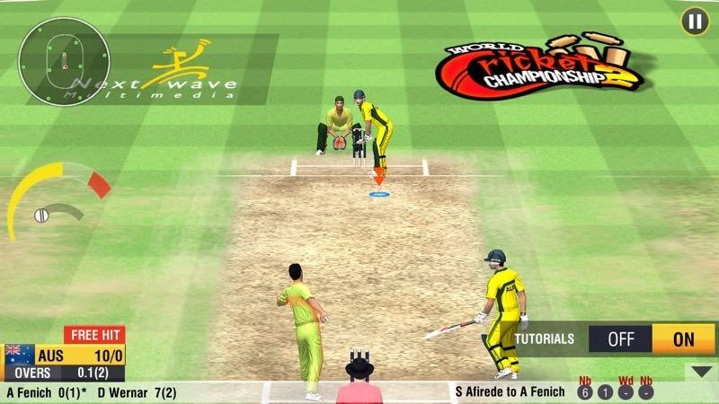 Does anyone play World Cricket Championship 2? - Quora