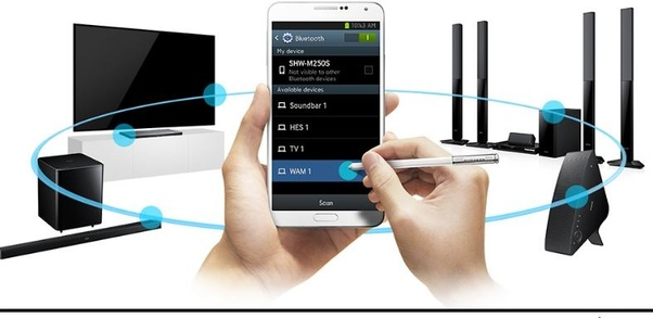 How to play music from your iPhone on your Samsung TV - Quora