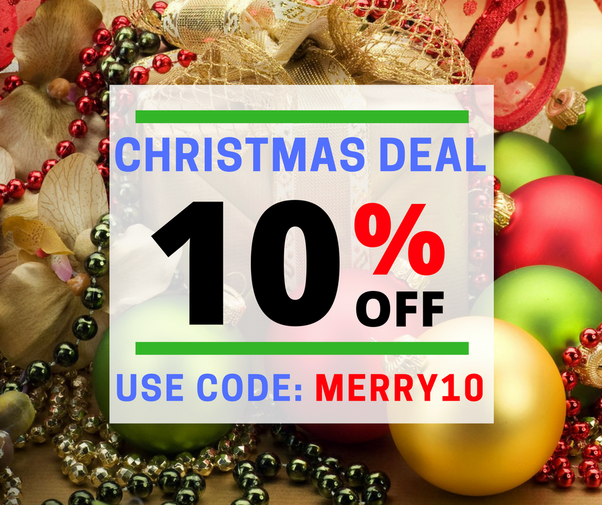 use coupon code merry10 - What To Buy My Husband For Christmas