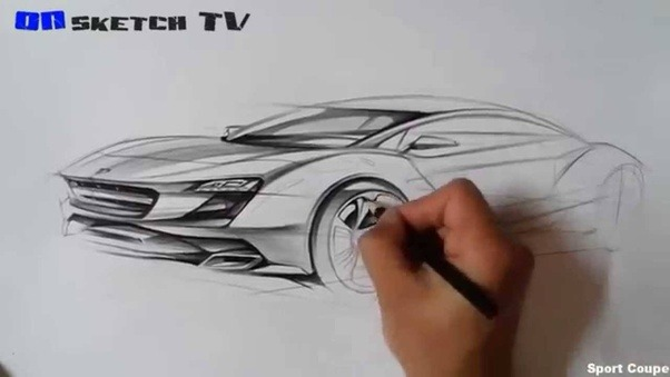 Car Design Isnu0027t Limited To Just Sketching, It Also Involves Sculpting The  Car Itself In Industrial Plasticine Clay Which Happens At Design Studios Or  ...