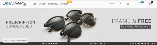 c55765f57d2 I will totally prefer Coolwinks from now on as other sites are extremely  costly and here I can get 3-4 good sunglasses in my small budget!