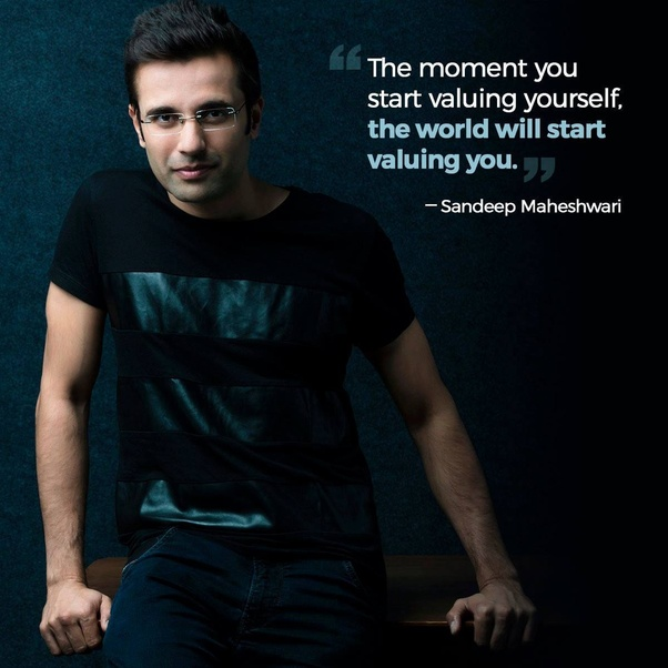 What Are Some Of The Most Inspirational Quotes By Sandeep Maheshwari