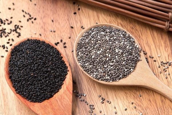 Are Sabja seeds and chia seeds the same? - Quora