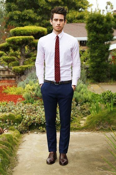 What pant should I wear for a white shirt? - Quora