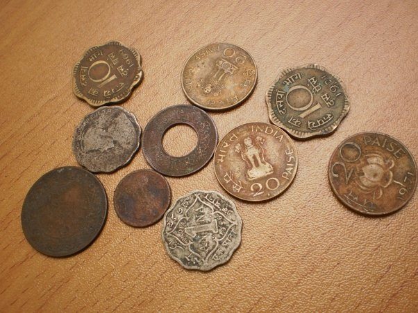 Where can I sell old Indian coins? - Quora