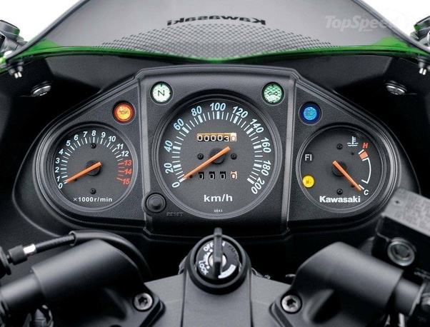What Is The Top Speed Of A Kawasaki Ninja 250 Quora