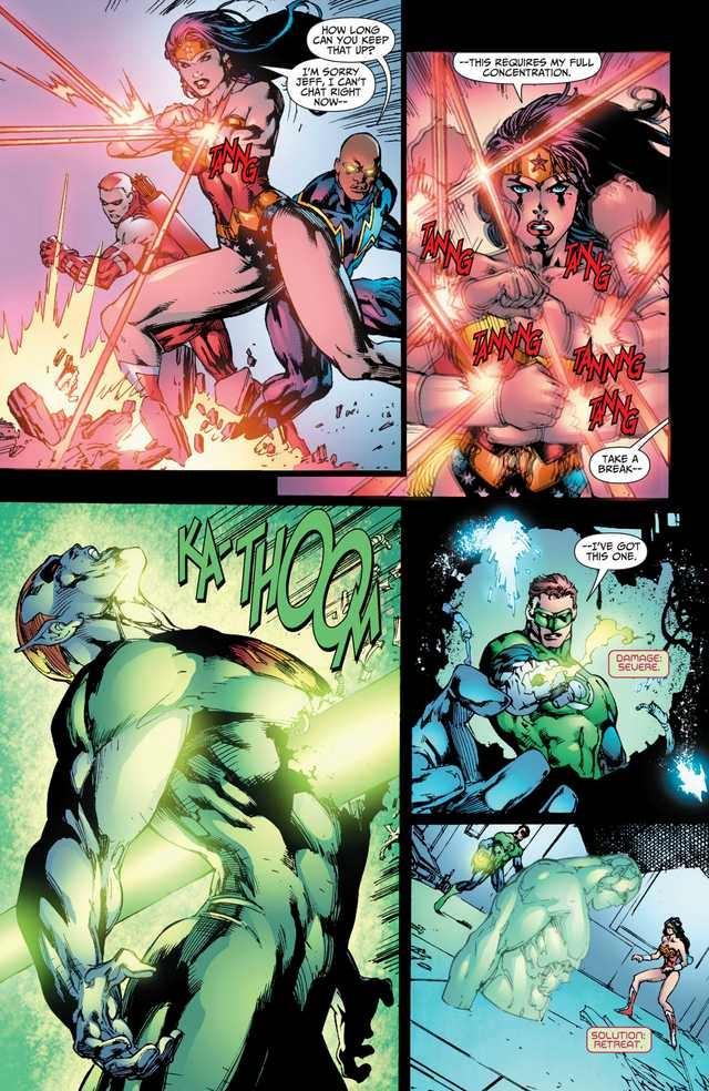 How powerful is Green Lantern (Hal Jordan)? - Quora