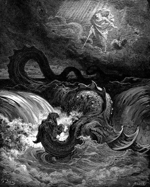 Does The Leviathan Of The Bible Represent Satan Quora
