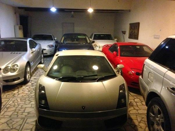 How Many Ferrari S And Lamborghini S Are There In Pakistan Quora