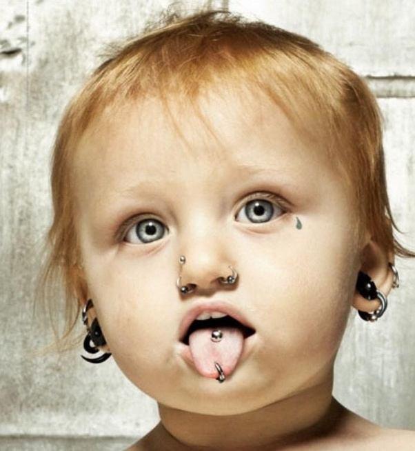 Why do people get piercings