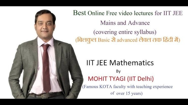 Which is the best YouTube channel for math IIT JEE? - Quora