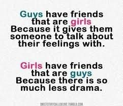 What Are The Problems Faced By A Boy And A Girl In A Friendship Quora