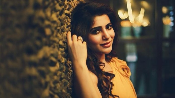 What is some information on Samantha, the Indian actress