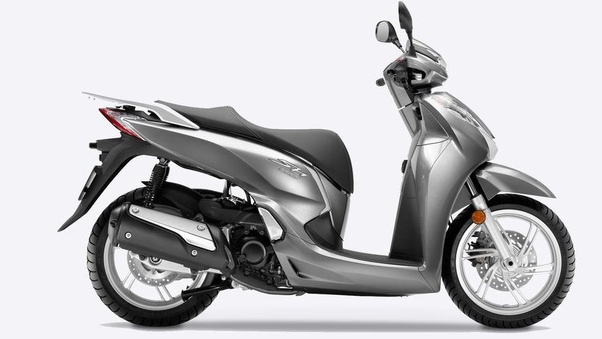 How many cc's should a motorcycle engine have to commute on a