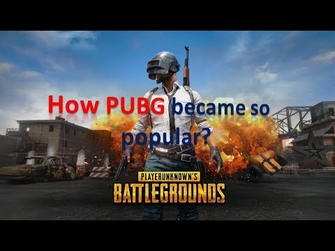 Why is the PUBG game so famous in the whole world? - Quora