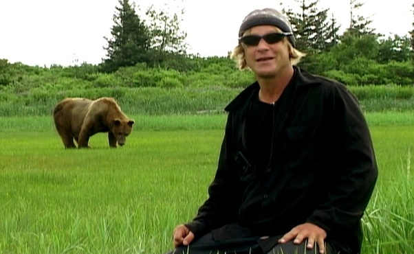Why was the Grizzly Man killed by a bear? - Quora
