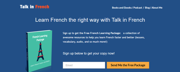 learn french by podcast free pdf files