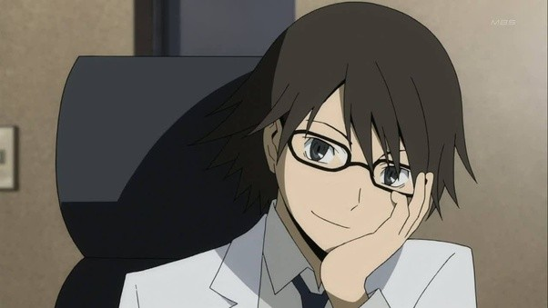 Cartoon Characters W Glasses : Who are the most handsome anime male characters quora