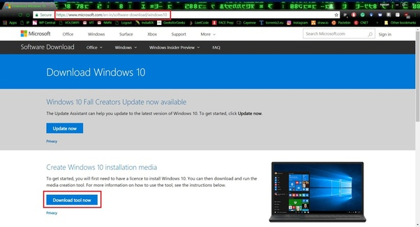 can i still install windows 10 for free