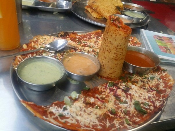 What are some new or modified recipes for well known indian food prepare this by adding the tomato puree and generous amount of cheese to your dosa forumfinder Gallery