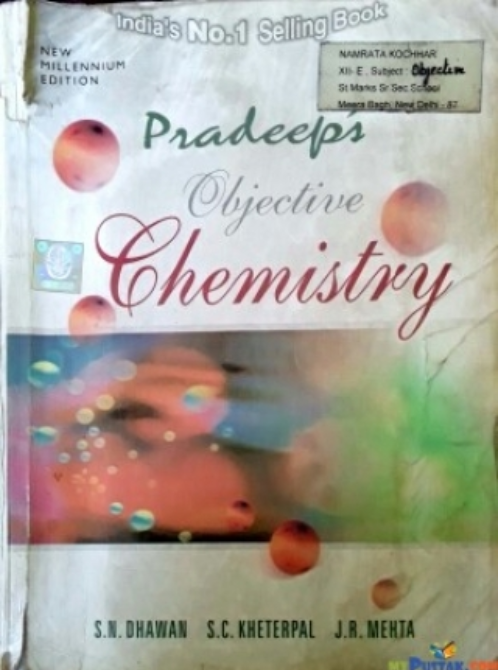 Abc Chemistry Book For 11 Class