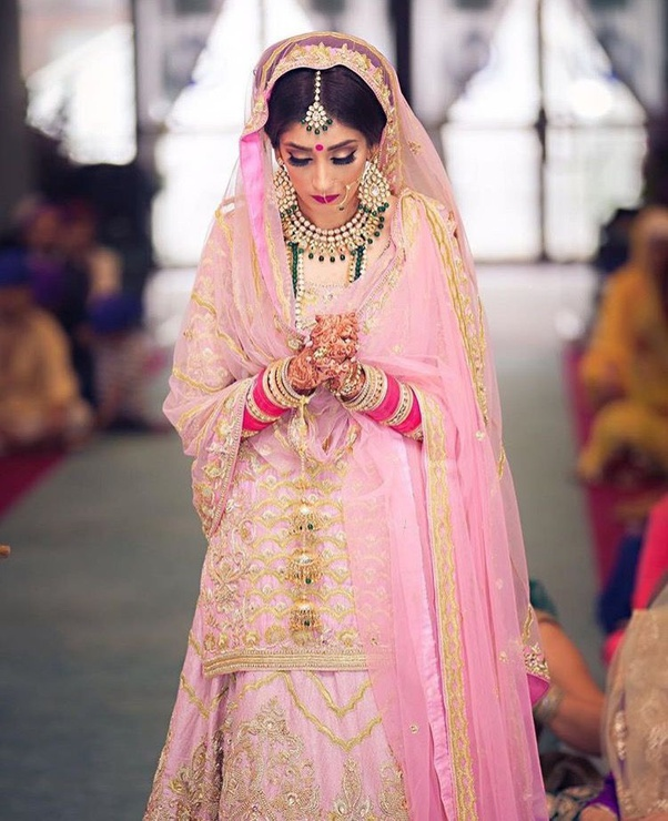 What Are Some Beautiful Punjabi Wedding Dresses Quora,Wedding Dress Designers