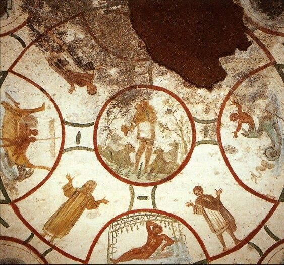 What Are Some Examples Of Iconography In Early Christian Art Quora