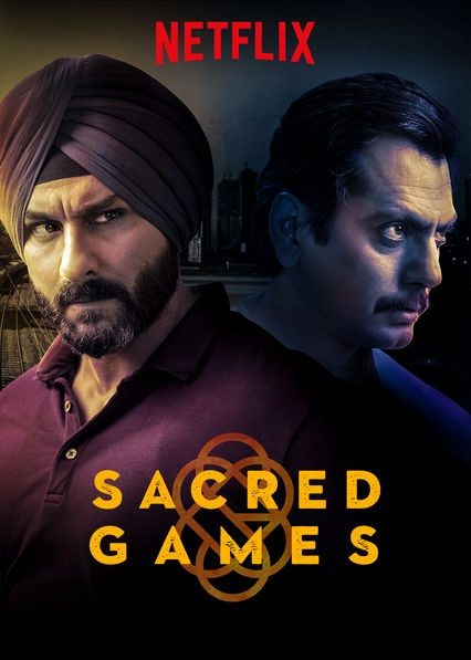 Download Sacred Games (2018) Season 1 Netflix Complete Hindi WEB Series 480p || 720p WEB-DL