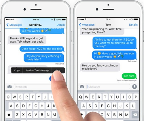 Will An Imessage Appear As Delivered If The Recipient S Device Is Dead Quora
