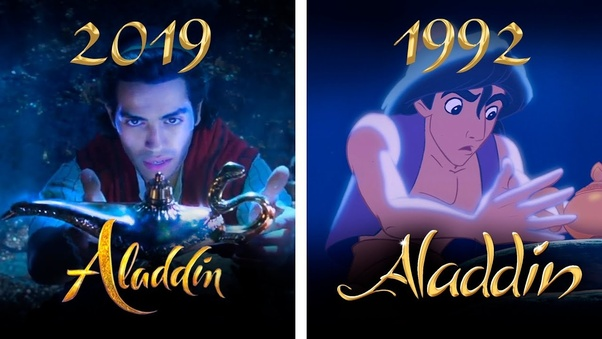 In The Upcoming Aladdin 2019 Movie What Is Your Review