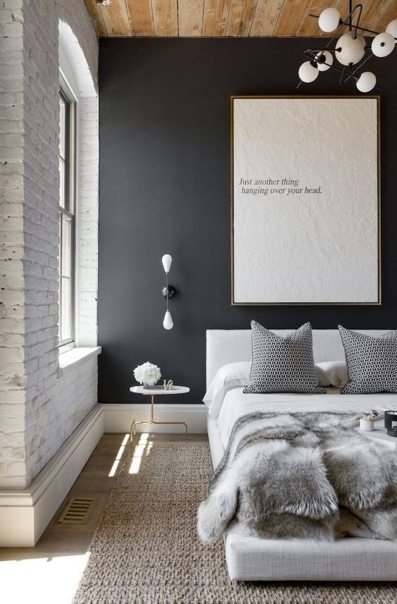 Personally Of The Two I Would Go With A Grey Like Little Bit Color And Contrast In My Home Here Are Some Examples Walls