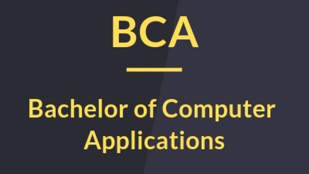 Which subject is required for a BCA admission? - Quora