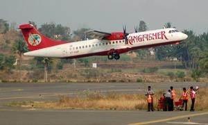 Quel est le problème avec Kingfisher Airlines? Après quoi (prêts d'un milliard de dollars 1.7), qu'attendent-ils? En étant obsolètes, ne perdent-ils pas leur valeur marchande?