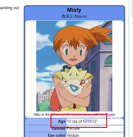 The Pokémon anime's bringing Brock and Misty back (update)