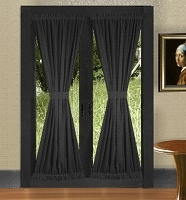 French Door Curtains :
