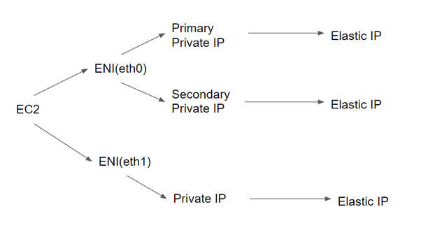 Can I assign 2 static IP addresses to one EC2 instance on