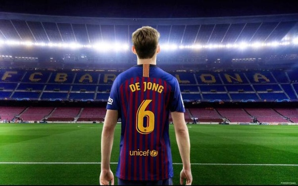 What Is Your View On De Jong Joining Fc Barcelona This Summer Quora