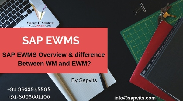 What is the difference between SAP WM and SAP eWM ? How difficult is