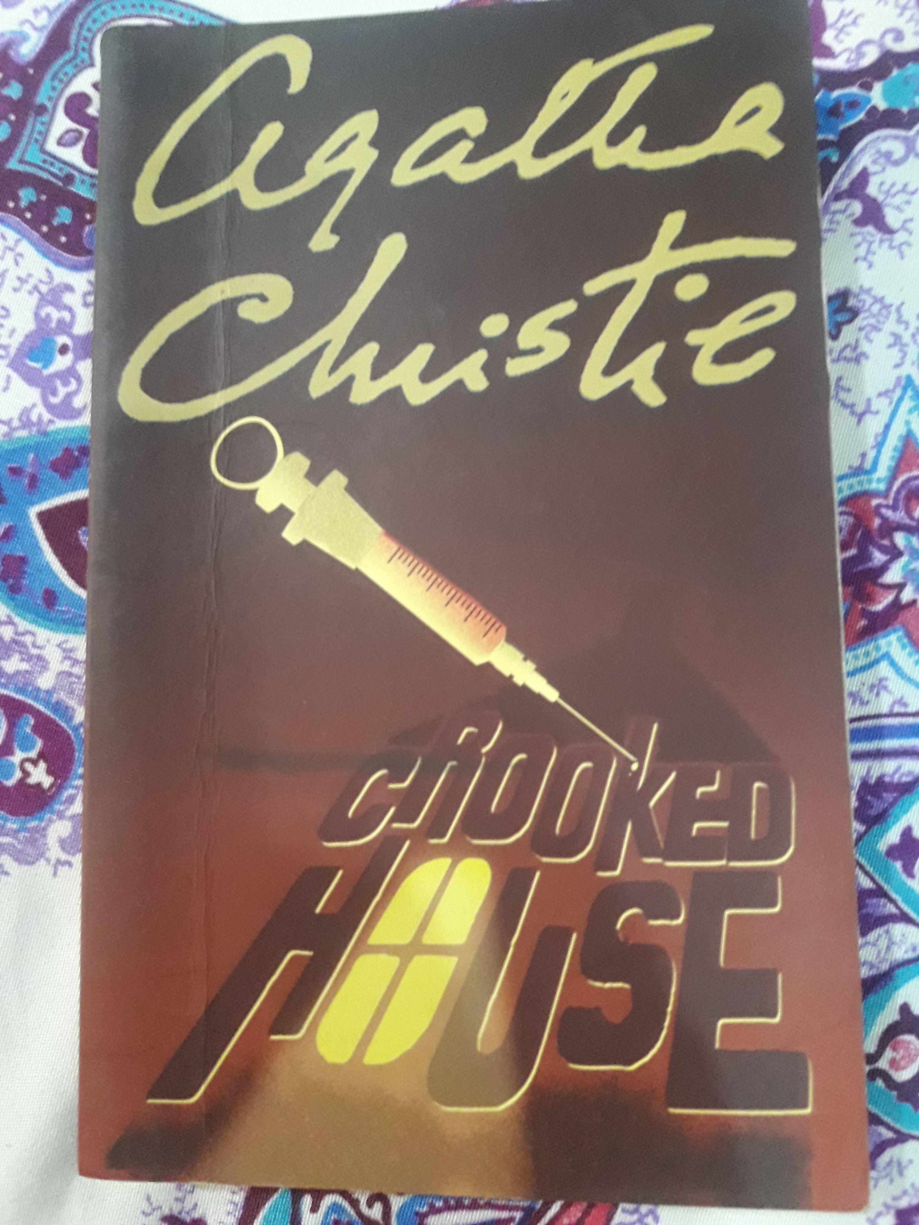 Which Of Agatha Christie S Books Is Your Favorite Quora