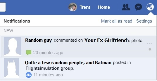 Why would my ex unlike my photos after unfriending and