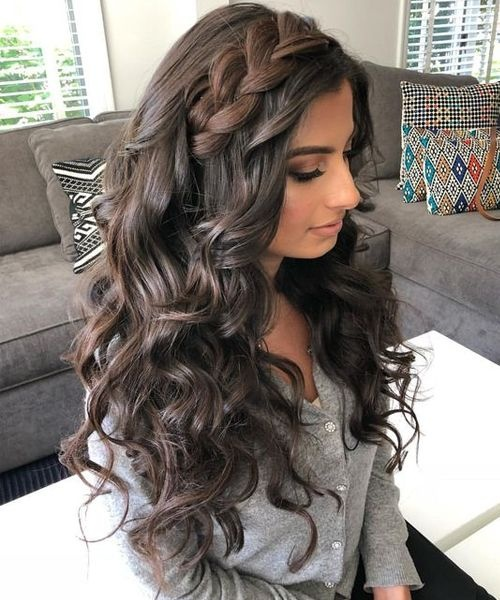 What Are Some Prom Hairstyles That Work Best For Long Hair Quora