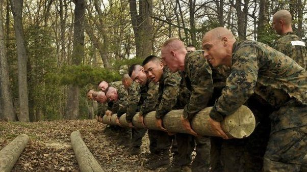 Who has longer training, The Royal Marines or the US ...