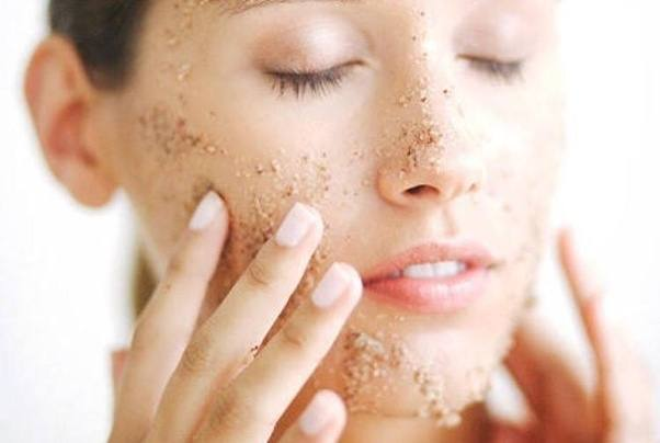 Image result for skin exfoliation
