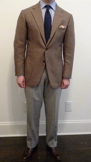 What Goes With A Brown Blazer Quora