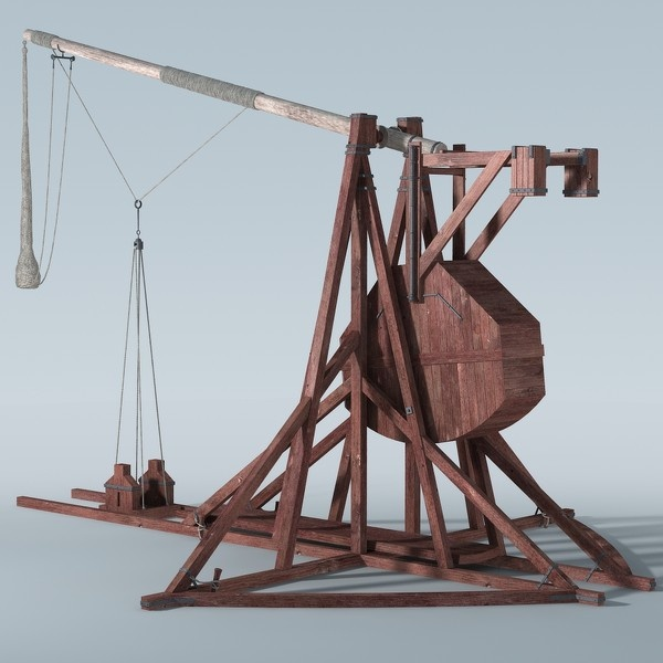 What Are The Tactical Advantages Of A Trebuchet Over A
