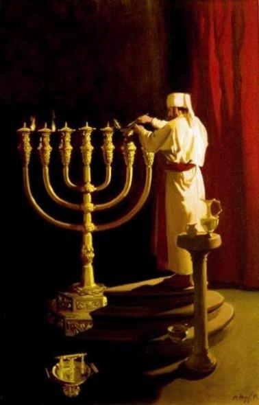 is a hannukiah a type of menorah quora