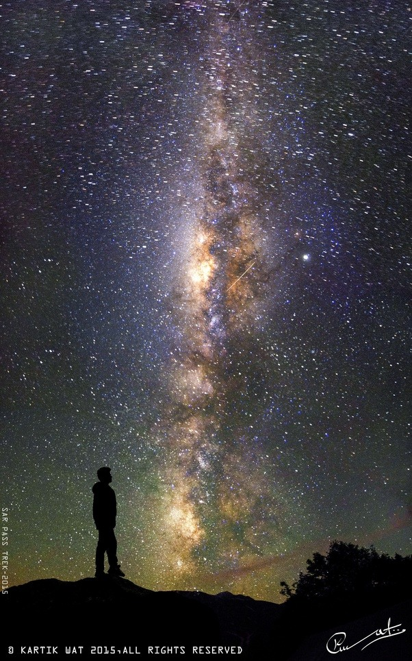 Where in India is the best place to view the Milky Way ...