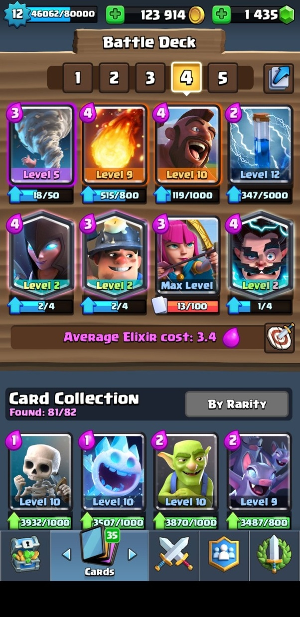 What S The Best Deck You Ever Used In Clash Royale Quora