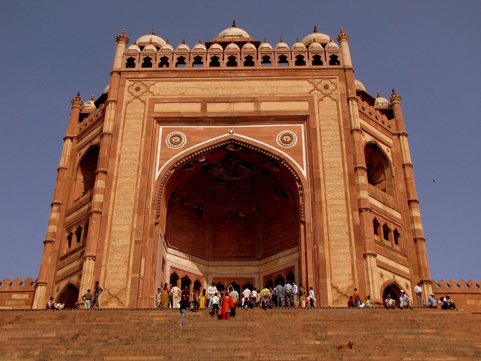 importance of mughal architecture