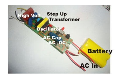 which current flows through the net of a mosquito bat ac or dc quora rh quora com Residential Electrical Wiring Diagrams Wiring Diagram Symbols